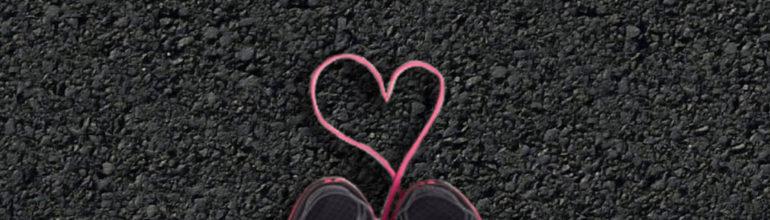 runner heart